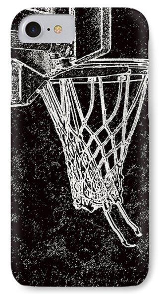 Basketball Years Phone Case by Karol Livote
