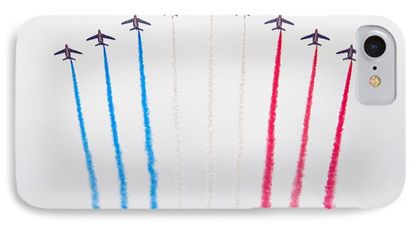 Bastille Day Air Show At The Champs-elysees IPhone Case