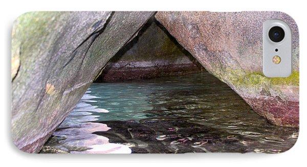Bath Rocks Bvi IPhone Case by Carey Chen