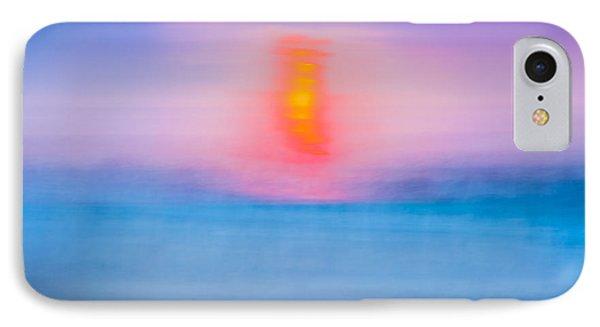 Bathing Corp Sunrise 2 IPhone Case by Ryan Moore