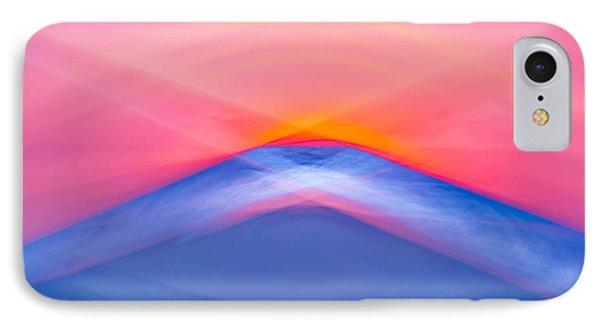 Bathing Corp Sunrise 5 IPhone Case by Ryan Moore