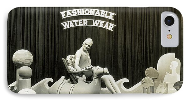 Bathing Suits Store Display IPhone Case by Underwood Archives