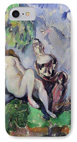 Bathsheba IPhone Case by Paul Cezanne