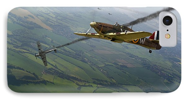 Battle Of Britain Dogfight IPhone 7 Case
