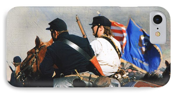 Battle Of Franklin - 2 Phone Case by Kae Cheatham