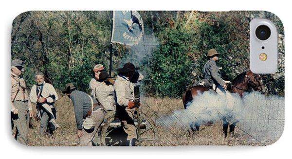 Battle Of Franklin - 3 Phone Case by Kae Cheatham