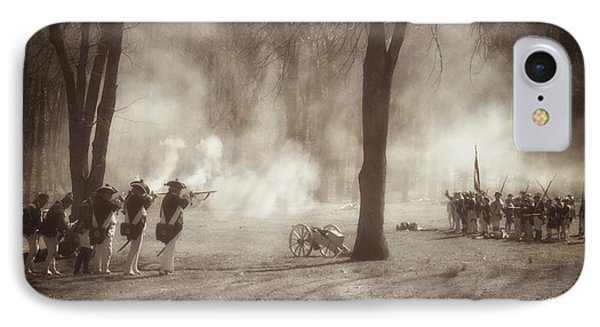 Battle Of Guilford Court House IPhone Case