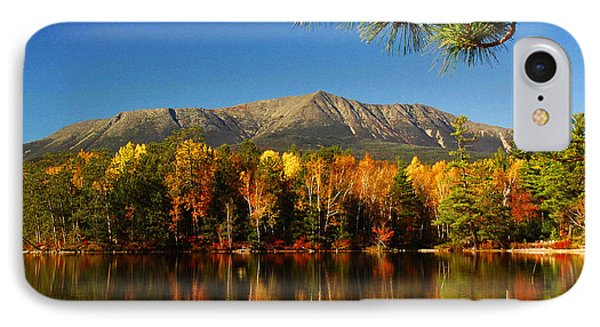 Baxter Fall Reflections  IPhone Case