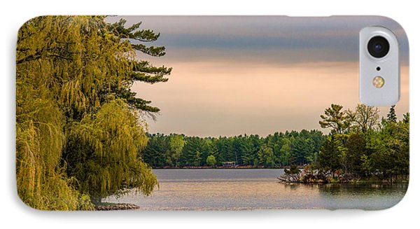 Bay Lake IPhone Case by Paul Freidlund
