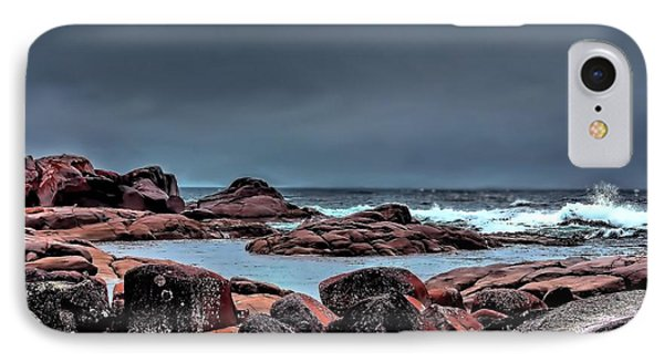 IPhone Case featuring the photograph Bay Of Fires 3 by Wallaroo Images