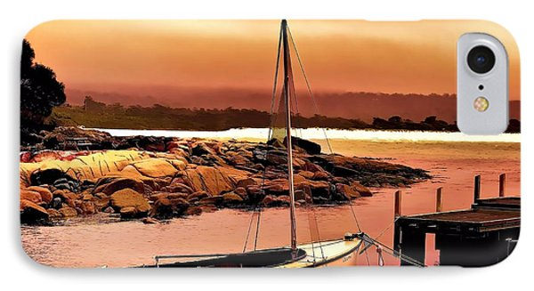 IPhone Case featuring the photograph Bay Of Fires 5 by Wallaroo Images