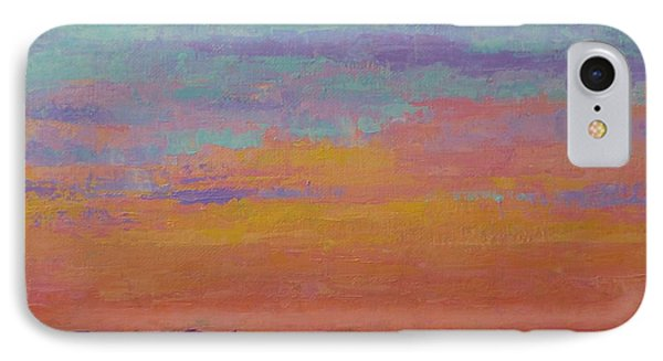 Bay Sunset IPhone Case by Gail Kent