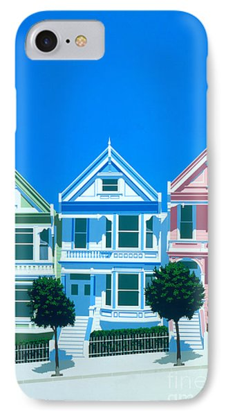 Bay View Phone Case by Brian James
