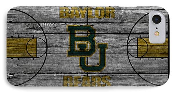 Baylor Bears IPhone Case by Joe Hamilton
