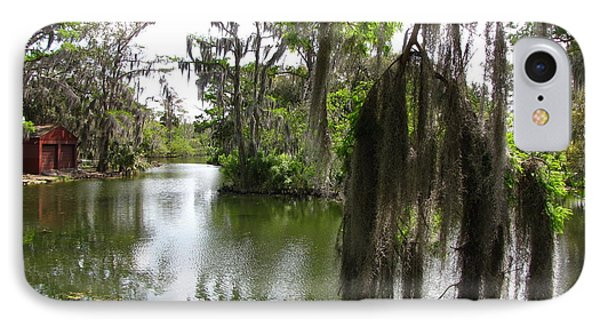IPhone Case featuring the photograph Bayou by Beth Vincent