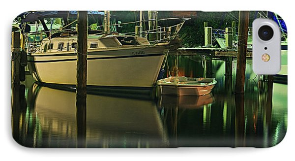 IPhone Case featuring the photograph Bayou Reflect by Tammy Schneider