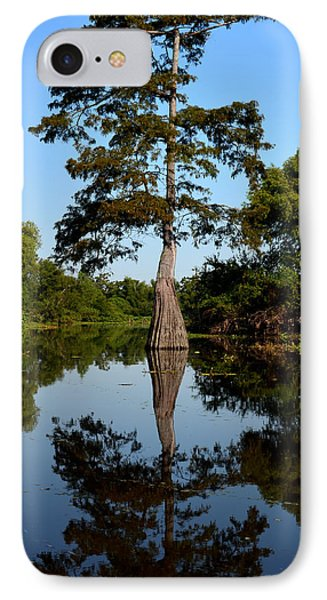 Bayou Reflections IPhone Case by Maggy Marsh