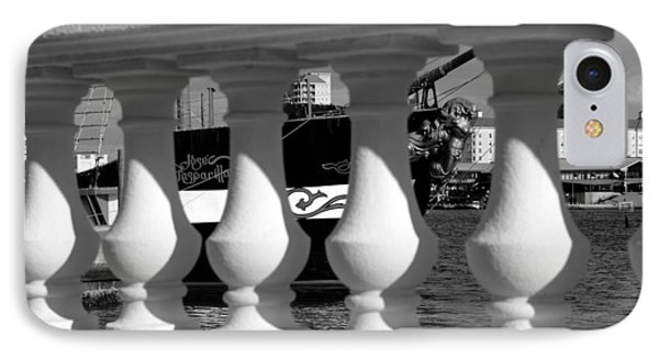 Bayshore And The Jose Gasparilla IPhone Case