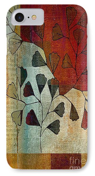 Be-leaf - 134124167-bl22t1 IPhone Case by Variance Collections