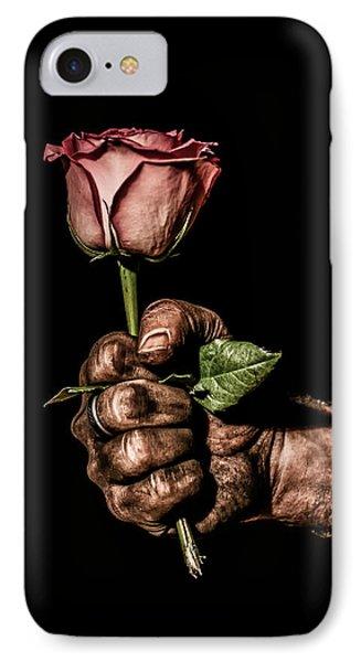Be Mine IPhone Case by Aaron Aldrich