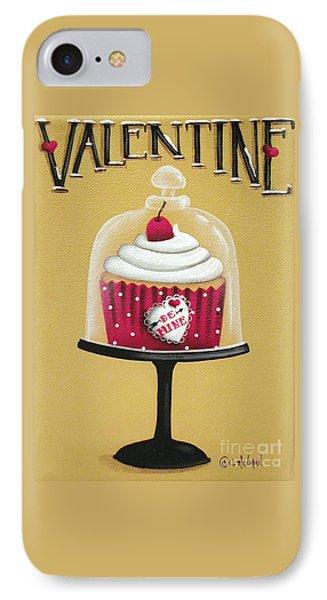 Be Mine Valentine Phone Case by Catherine Holman