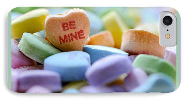 Be Mine Valentine IPhone Case