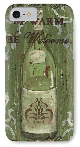 Be Our Guest IPhone Case by Debbie DeWitt