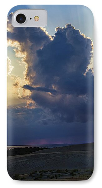 Be Still And Know That I Am God IPhone Case by Skip Tribby