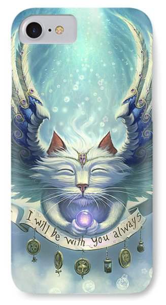 Be With You IPhone Case by Jeff Haynie
