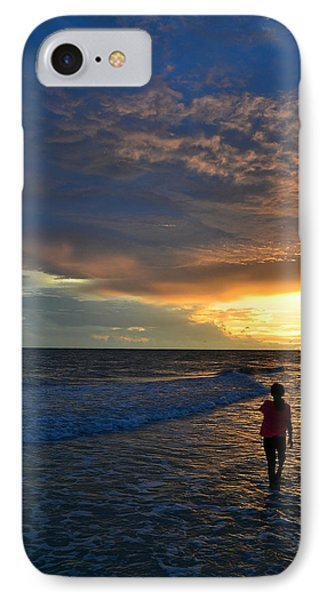 IPhone Case featuring the photograph Be Wonderful... Because You Are by Melanie Moraga