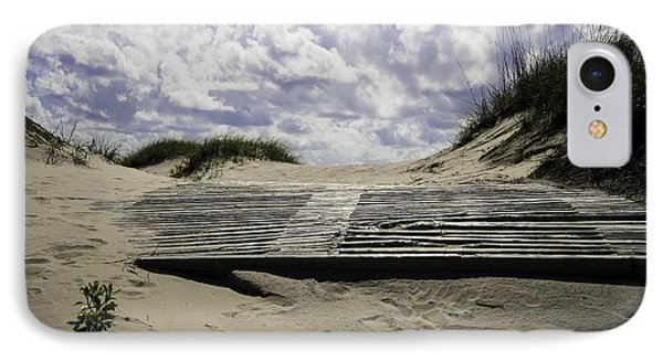 Beach Access IPhone Case