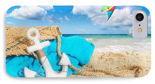 Beach Bag IPhone Case