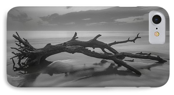 Beach Bones Phone Case by Debra and Dave Vanderlaan