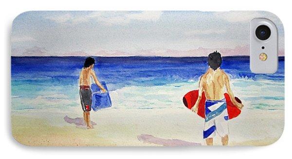 Beach Boys Australia IPhone Case