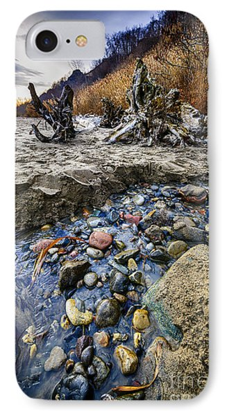 Beach Brook At Scarborough Bluffs IPhone Case