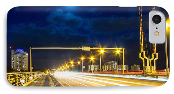 Beach Causeway IPhone Case by Mark Andrew Thomas