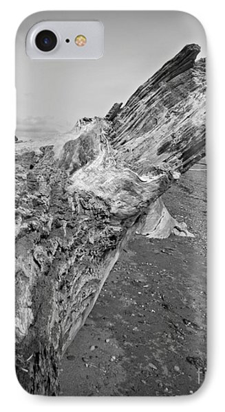 Beach Driftwood View IPhone Case by Chalet Roome-Rigdon