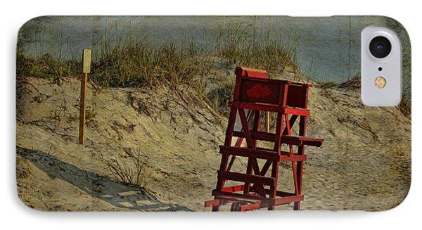 Beach Dune IPhone Case by Deborah Benoit