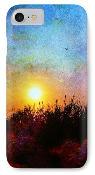 Beach Dune IPhone Case by Laura Fasulo