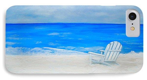Beach Escape IPhone Case by Debi Starr