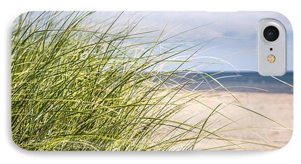 Beach Grass IPhone Case by Elena Elisseeva