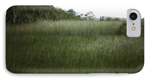 Beach Grass IPhone Case by Linde Townsend