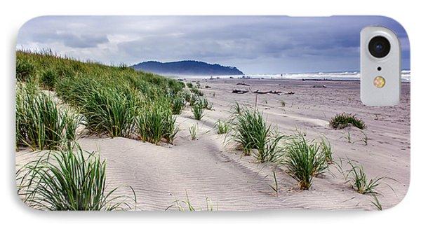 Beach Grass IPhone Case by Robert Bales
