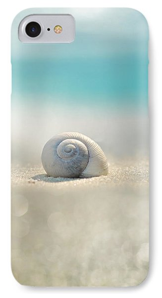 Beach House IPhone Case by Laura Fasulo
