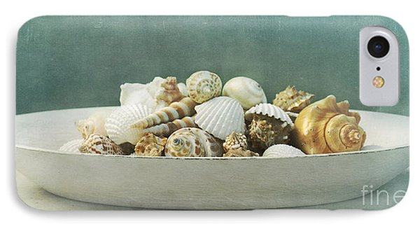 Beach In A Bowl Phone Case by Priska Wettstein