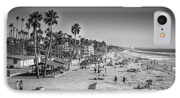 Beach Life From Yesteryear IPhone Case