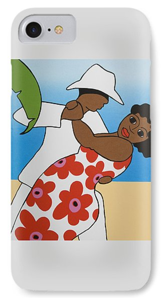 Beach Party Phone Case by Trudie Canwood