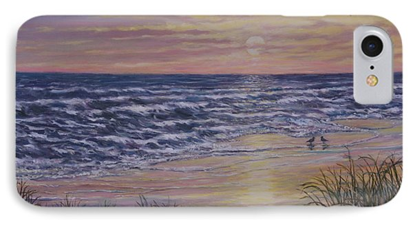 Beach Razzle Dazzle 2 IPhone Case by Kathleen McDermott