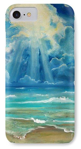 Beach IPhone Case by Robin Maria Pedrero