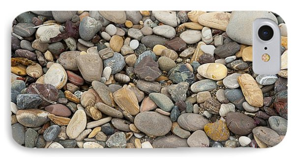 Beach Rocks Phone Case by Artist and Photographer Laura Wrede